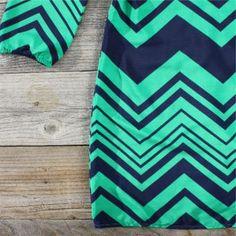 cute chevron dress! $52