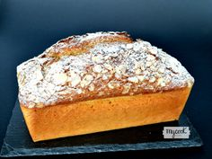 Cake integral con almendras - http://www.mycookrecetas.com/cake-integral-con-almendras/