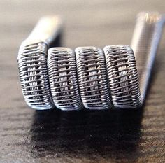 Coil Porn by @Clapton_Jack. This is nuts! I'd hate to see the rig that could handle it.