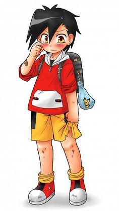Pokemon Human Characters, Pokemon Manga, Pokemon Tv Show, Pokemon Stuff, Gold Pokemon, Pokemon Special, Manga Books, Good Manga, Manga Games