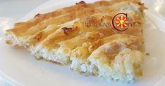 how to make maznik,maznik recipe, macedonian maznik,мазник, рецепт – Tracy – macedonian food Moussaka, Tzatziki, Bon Appetit, Burek Recipe, Greek Cheese, White Cheese, Fudge, New York Sour, Bulgarian Recipes