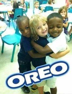 Funny memes Oreo kids...