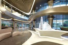 Wangjing SOHO in Beijing - Zaha Hadid #architecture