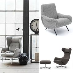 Modern Chair sourcing via Mary Middleton Design