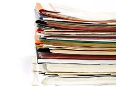 Photo about An unorganized stack of documents. Image of paper, documents, stack - 3303151 Teacher Organization, Organizing, Index Cards, Minimalist Living, Sustainable Living, Getting Organized, Paper, Experiment, Join