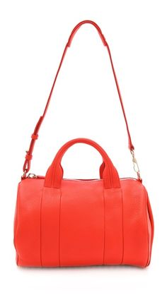 Alexander Wang Rocco Duffel Bag-Not sure which I like more, this color or the neon yellow!