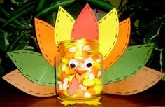 Thanksgiving turkey crafts for kids, toddlers, preschoolers, kindergarteners, and adults. Thanksgiving Arts And Crafts, Thanksgiving Decorations, Fall Crafts, Holiday Crafts, Holiday Fun, Crafts For Kids, Thanksgiving Turkey, Holiday Ideas, Thanksgiving Favors