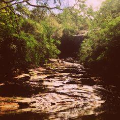 Waterfall - Costa da Lagoa - Floripa