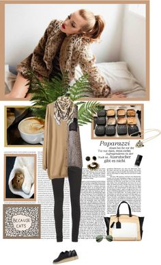 """""""Outfit of the day: Last day at work / Autumn is near"""" by solespejismo ❤ liked on Polyvore"""