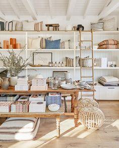 shoppe amber interiors, pacific palisades, ca Showroom, Retail Store Design, Small Store Design, Le Shop, Store Interiors, Retail Interior, Home Decor Shops, Store Displays, Shop Interior Design