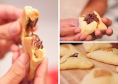 SHORTBREAD: Visual Step by Step Hamentaschen for Purim