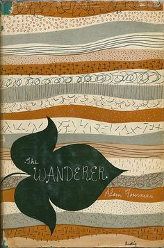 The Wanderer cover by Alvin Lustig