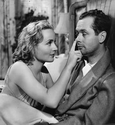 Boop. Carole Lombard and Robert Montgomery