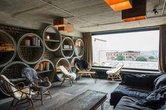Jam hotel by Lionel Jadot Brussels  Belgium