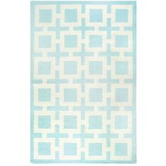 Jonathan Adler Nixon Rug, 4' x 6' ($665) ❤ liked on Polyvore featuring home, rugs, hand woven rugs, jonathan adler rug, stain resistant area rugs, hand made rugs and handmade rugs