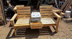 pallets-cooler-bench