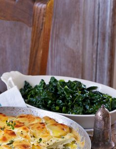 This fried cavolo nero recipe provides the perfect side dish to a roast, stew or casserole.