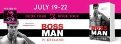 Review  Excerpt  Giveaway: Bossman by Vi Keeland