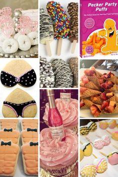 Bachelorette Snack Ideas, Bachelorette Party - Beaux & Belles: An Event Planning Blog