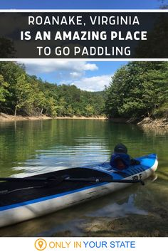 Roanoke, Virginia offers some of the best paddling in America. It's a great place to canoe and kayak while enjoying beautiful scenery. You can also take boat tours and try stand up paddling. Roanoke River, Roanoke Virginia, Summer Travel, Us Travel, Best Bucket List, Outdoor Outfitters, Float Trip, Canoe And Kayak, Boat Tours