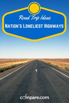 Here's a novel idea: Take a #roadtrip down the country's loneliest and straightest highways: http://www.compare.com/auto-insurance/guides/lonely-road-trip.aspx?utm_source=pinterest&utm_medium=socialmedia&utm_campaign=lonelyroads