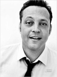 Have my photo taken with Vince Vaughn (and then blow it up REALLY big and hang it in my house). :)
