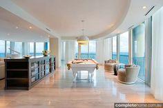 myLJHooker - Miami Penthouse Design: The Ultimate Bachelor Pad