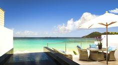 Cheval Blanc St Barth Isle De France - 5-star hotels St Barts