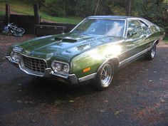 Classic Ford Gran Torino for Sale Classic Mercedes, Ford Classic Cars, Grand Torino, Best Car Insurance, Ford Torino, Chevrolet Camaro, Ford Mustang, Ford Shelby, Shelby Gt500
