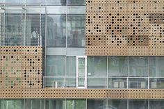 Tabanlioglu Architects — Dogan Media Center