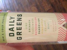 Green juice ingredient ideas.