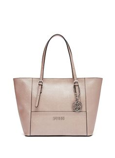 Delaney Rose Gold Small Classic Tote