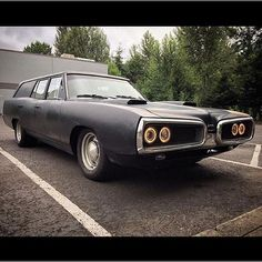 1970 Dodge Coronet Wagon ( The Punisher ) Photo and owner: @roadrunner_protective_films  Thanks Dave!:) Sweet ride man! #mopar #musclecar #coronet #superbee #dodge #challenger #roadrunner #charger #yeg #edmonton #love #cuda #barracuda #roadwarrior #fastnfurious #dart #duster