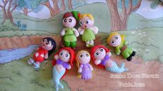 Chaveiros =) by Sonho Doce Biscuit *Vania.Luzz*, via Flickr
