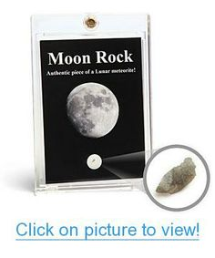 Holy Crap You Guys It's a Rock From The Moon! Geek #Toys #DIY #Science #Toys Geek Toys, Used Video Games, Science Toys, Geek Stuff, Moon, Guys, Geek Things, The Moon, Sons