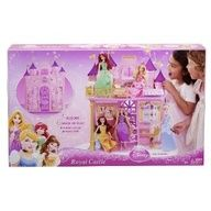 my little nice will love this disney pricess royla castle in her room