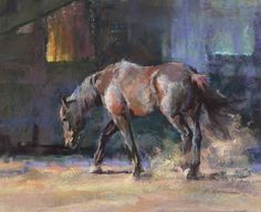Searchin' by Kim Lordier Pastel ~ 14 x 18