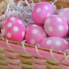 Disney Easter Craft: Minnie's Polka-Dot Eggs | Spoonful