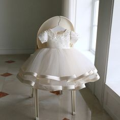 Only $98.99, Flower Girl Dresses High-end Beaded Ivory Puffy Flower Girl Dress Pageant Gown With Sleeves #TG7050 at #GemGrace. View more special Flower Girl Dresses now? GemGrace is a solution for those who want to buy delicate gowns with affordable prices, a solution for those who have unique ideas about their gowns. Find out more>>
