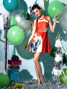Lookbook - Plains and Prints Colour Field, Casual Dresses, Holiday, Prints, Color, Collection, Casual Gowns, Vacations, Colour