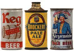 Want better tasting beer? Start home brewing and make craft quality beer at a fraction of the price. Beer Can Art, Beer Art, All Beer, Root Beer, Vintage Packaging, Vintage Labels, Vintage Tins, Packaging Design, Retro Vintage