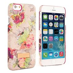 """Ted Baker London 4.7inch iPhone 6S Case iPhone 6 4.7"""" Snap On Hard Shell Back Case Skin Cover for iPhone 6 floral design cover case for iPhone 6 - LONA - proporta"""