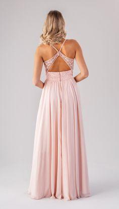 Devin Bridesmaid Dress Back