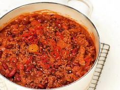 Lchf, Keto, Healthy Recipes, Food, Dinners, Anna, Chili Con Carne, Dinner Parties, Essen