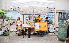 Com investimento pequeno, food bike é a nova onda após o food truck
