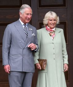 Prince Charles and Duchess Camilla day 3 in Canada, Charlottetown May 20, 2014.