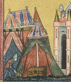 From a ca. 1340 edition of the Romance of Alexander