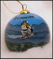 Colorado Christmas Ornaments