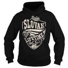 Team SLOVAK Lifetime Member (Dragon) - Last Name, Surname T-Shirt