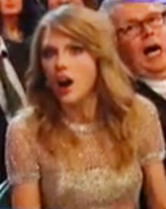 Taylor Swift Thought She Won Album of the Year Grammy: See GIF of Hilarious Reaction